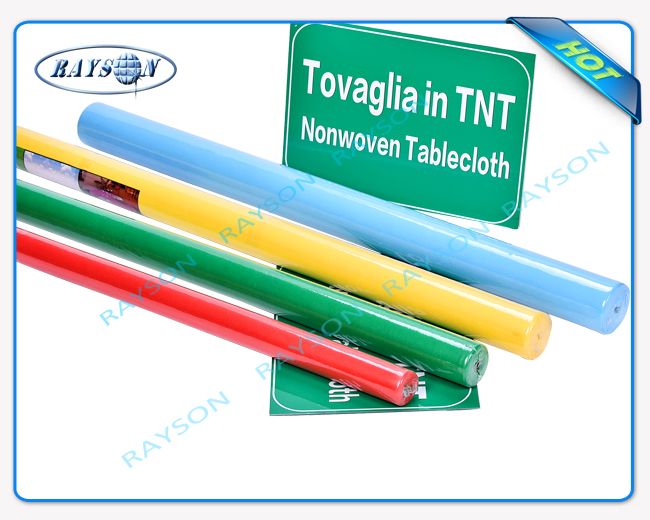 Sterile non-toxic one-time non-woven tablecloths, tablecloths meal