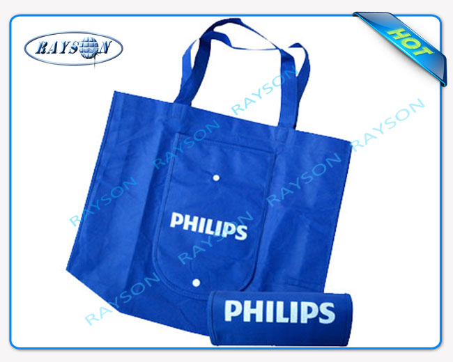 Non-woven folding bags, shopping bags